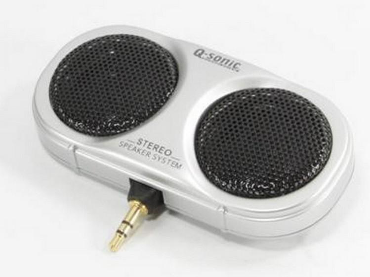 mini portable lautsprecher boxen mp3 player speaker q. Black Bedroom Furniture Sets. Home Design Ideas