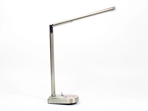 schreibtischlampe tischlampe tischleuchte 21 led b ro. Black Bedroom Furniture Sets. Home Design Ideas
